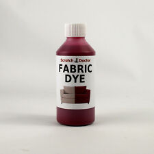 RED Fabric Dye for Sofa, Clothes, Denim, & more. Repairs & Re-Colours