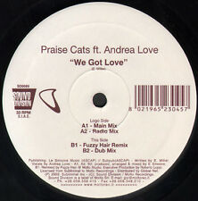 LOUANGE CHATS - We Got Love - Feat. Andrea Love - Sound Division