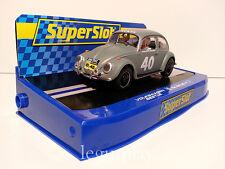 Slot SCX Scalextric Superslot H3642 Volkswagen Beetle T.Fjastad - B.Schmider #40