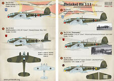 Print Scale 1/72 Heinkel He 111 Part 2 # 72198