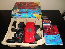 Virtual Boy Complete In Box Nintendo Console System Official Works Okay