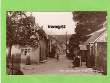 The Old Village Pump Wendover unused RP pc  Freeman Ref A502
