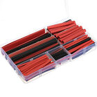 New 150pcs 2:1 Polyolefin Heat Shrink Tube Tubing Sleeving Wrap Wire Kit Cable