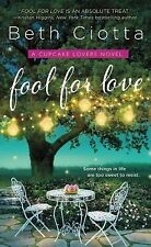 Fool for Love: A Cupcake Lovers Novel-ExLibrary