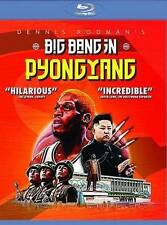 Dennis Rodman`s Big Bang in Pyongyang(bd)  Blu-Ray NEW