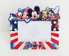 Disney - Mickey Minnie Goofy Donald Pluto - Freedom Group Picture Photo Frame