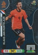 KLASS-JAN HUNTELAAR # 1/90 MASTER NETHERLANDS CARD PANINI ADRENALYN EURO 2012
