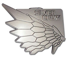 *NEW* Accel World Silver Crow Belt Buckle