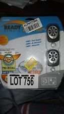READY REMOTE CAR STARTER Key less entry 2 remotes included Directed Electronics