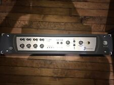 Digi 002 Rack Audio interface 8 channel with 4 preams firewire