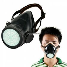 Respirator Gas Mask Safety Anti-Dust Chemical Paint Spray Single Cartridge ED