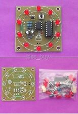 DIY Electronic Learning Kit wheel of fortune suite DIY produced parts training