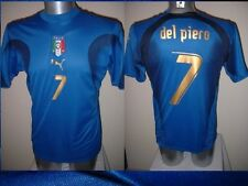 Italy Italia DEL PIERO Shirt Puma Adult XL Soccer Football Jersey Juventus Top b