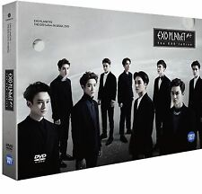 K-POP EXO PLANET #2 The EXO'luXion Concert DVD + Photobook + Postcard Sealed