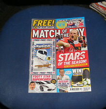 MATCH OF THE DAY MAGAZINE ISSUE NO.104 23-29 MARCH 2010
