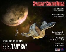 "Star Trek TOS DY-100   SS Botany Bay Spaceship"" 1/350 scale Resin Model kit!"