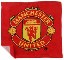 Man utd fc Visage Tissu Manchester United Football Club flanelle 30x30cm officiel