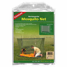 Coghlan's Mosquito Net Rectangular Backwoods Green Bug/Insect Netting Single