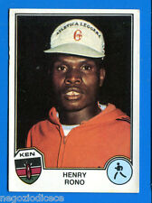 SPORT SUPERSTARS -Panini 1982- Figurina-Sticker n. 16 - H. RONO -KEN-New