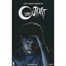 OUTCAST ISSUE 1 - IMAGE COMICS SDCC PHOTO VARIANT COVER - KIRKMAN WALKING DEAD!