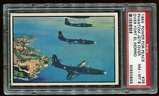 1954 Power For Peace #38 Phantom Jets Over Fort El Morro PSA 8 NM-MT #30950869