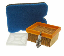 Air Filter Spark Plug Service Kit Fits MAKITA DPC6430
