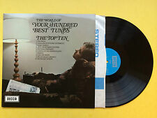 The World Of Your Hundred Best Tunes - The Top Ten, Decca SPA-112 Ex+ Condition