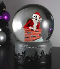 NECA Nightmare Before Christmas CHIMNEY SANTA JACK Snow globe Waterball Burton