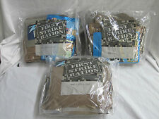 FIRST STRIKE RATION MENU # 1,2 & 3 - 24 HR FOOD EMERGENCY MEAL READY TO EAT MRE