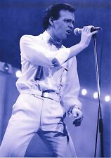 GARY NUMAN PHOTO 1984 HAMMERSMITH UNIQUE IMAGE UNRELEASED HUGE 12INCH RARE PHOTO