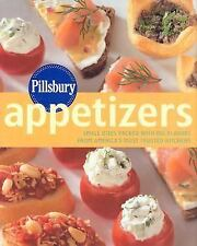 Pillsbury: Pillsbury Appetizers : Small Bites Packed with Big Flavors from Ameri
