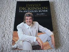 Book The Antiques Buyer by David Dickinson