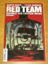 RED TEAM DOUBLE TAP CENTER MASS #2 DYNAMITE COMICS
