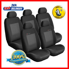 Tailored seat covers for VW TOURAN   2003-2009  5 seats FULL SET  (P3)