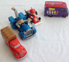 4 x TOY VEHICLES ( ALL DIFFERENT )