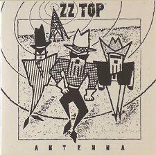 CD - ZZ Top - Antenna - #A1160
