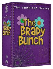 The Brady Bunch: Complete TV Series Seasons 1 2 3 4 5 Boxed / DVD Set NEW!