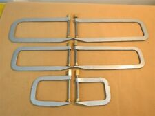Instrument make tool,violin,cello bass-bar clamps, bass-bar tool