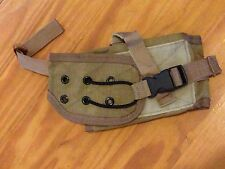 Paraclete radio pouch large tan