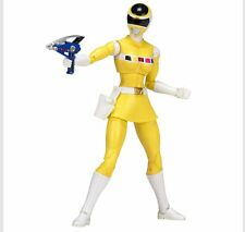 Power Rangers The Legacy Collection Series 2 - In Space Yellow Ranger -Brand New