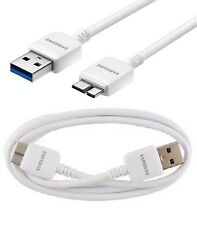 USB 3.0 Sync Data Cable Charger Cord fits Samsung Galaxy S5 Note 3 N9000