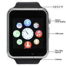 A1 Bluetooth Smart Watch SIM Slot TF Card Phone For Android Samsung Sony iPhone