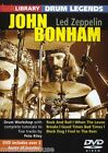 LICK LIBRARY Learn to Play JOHN BONHAM Led Zeppelin ROCK LESSON Drum Legends DVD