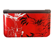 Nintendo 3DS XL Pokemon X and Y Red Handheld System (NTSC)