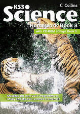 Collins KS3 Science - Homework Book 3: Homework Book Bk. 3, Farrall, Graham, New