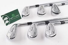 MIZUNO MP-63 FORGED IRONS / 5-PW / FIRM FLEX RIFLE 5.5 STEEL SHAFTS / 56722