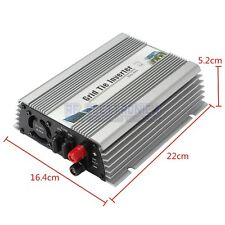 600W 22~60V Solar Grid Tie Microinverter Inverter MPPT Pure Sine Wave 230V