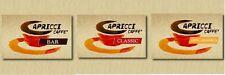 200 CAPSULE CIALDE ARIETE CAPRICCI CAFFE' CAFFè 100% CLASSIC BAR ARABICA 200 PZ
