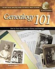 Genealogy 101: How to Trace Your Family's History and Heritage (National Geneal