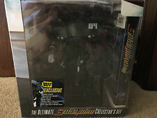 Starship Troopers Trilogy EXCLUSIVE Box Set Marauder Figure 2 3 NEW Best Buy DVD